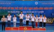 TP HCM nhất toàn đoàn giải Cờ vua trẻ xuất sắc toàn quốc 2020