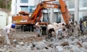 Áp dụng quy định nào để cưỡng chế phá dỡ công trình xây dựng vi phạm?