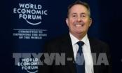 Diễn đàn Davos 2018 thiếu vắng 'khuôn mặt phụ nữ'