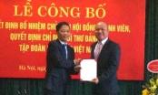 Trao Quyết định bổ nhiệm tân Chủ tịch HĐTV Tập đoàn Công nghiệp Hóa chất Việt Nam