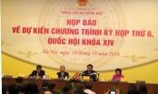 Trình Quốc hội hai phương án xử lý tài sản chưa rõ nguồn gốc