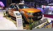 Ford Việt Nam triệu hồi gần 31.000 xe Ranger và Everest do lỗi túi khí