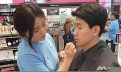 Nam giới Hàn Quốc trang điểm khi đi làm, ngày càng 'nữ tính'
