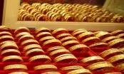 Giá vàng hôm nay 21/9: Giá vàng vọt tăng sau khi đón tin tốt