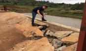 Gia Lai: Thủy lợi hơn 23 tỷ chưa nghiệm thu, hư hỏng do mưa nhiều?
