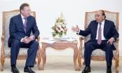 Thủ tướng Nguyễn Xuân Phúc tiếp tập đoàn dầu khí lớn của LB Nga