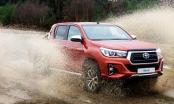 Loạt xe bán tải Hilux sẽ bị triệu hồi tại thị trường Việt Nam