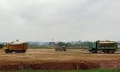 Nghệ An: Dự án NM may Minh Anh 300 tỷ chưa hoàn thiện thủ tục đã ồ ạt thi công