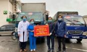 CLB Bác sỹ và những người bạn đồng hành cùng Bệnh viện Bạch Mai chống dịch Covid-19
