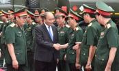Thủ tướng dự lễ kỷ niệm 70 năm ngày truyền thống ngành Hậu cần Quân đội