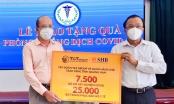SHB và T&T Group tiếp tục ủng hộ hàng ngàn kit xét nghiệm tiếp sức cho Quảng Nam chống dịch