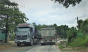 Phú Thọ: Tiếp tục xuất hiện xe có dấu hiệu quá tải trên Quốc lộ 70