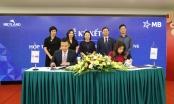 Công ty Cổ phần Bất động sản Tập đoàn Tân Á Đại Thành và MBBank ký kết hợp tác toàn diện
