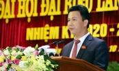 Ông Đặng Quốc Khánh tái đắc cử Bí thư Tỉnh ủy Hà Giang với số phiếu tuyệt đối