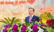 Đại tướng Tô Lâm tham dự và chỉ đạo Đại hội Đảng bộ tỉnh Cà Mau lần XVI