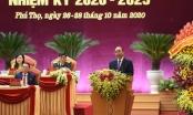 Thủ tướng Nguyễn Xuân Phúc dự Đại hội đại biểu Đảng bộ tỉnh Phú Thọ lần thứ XIX