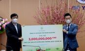 Ecopark ủng hộ 13 tỷ đồng cho công tác phòng chống dịch Covid-19
