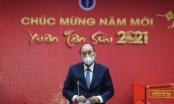 Thủ tướng Nguyễn Xuân Phúc thăm hỏi, động viên ngành y tế