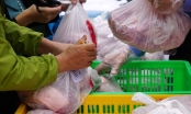 Hải Phòng: Hơn 7 tấn gạo, 2 tấn thịt cung cấp cho người dân trong khu vực phong tỏa