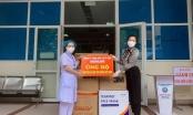 Công ty Grandland chung tay cùng BV Đa khoa tỉnh Bắc Giang chống dịch Covid-19