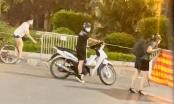 Hà Nội lập 20 chốt chặn ven Hồ Tây ngăn người dân tụ tập, đạp xe, chụp ảnh