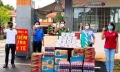 Chung tay ngăn dịch, cộng đồng nữ doanh nhân và tuổi trẻ Bình Phước lan tỏa điều tử tế