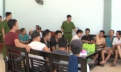 Quảng Bình: Trường gà khủng bị triệt phá, thu giữ 29 ô tô cùng hàng tỷ đồng
