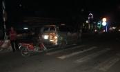 Bình Dương: Tai nạn liên hoàn, 2 người nguy kịch