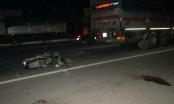 Bình Dương: Say rượu, nam thanh niên tông đuôi xe ô tô chết thảm