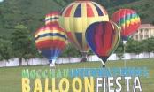 Sơn La: Tưng bừng Lễ hội khinh khí cầu trên cao nguyên Mộc Châu