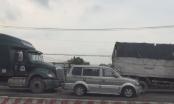 TP HCM: Tai nạn liên hoàn, 2 người nhập viện
