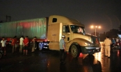 Bình Dương: Người đàn ông đi làm về bị container cán tử vong