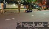 Bình Dương: Tông dải phân cách trong đêm, nam thanh niên bị thương nặng