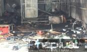 Bình Dương: Bà hỏa thiêu rụi quán cà phê