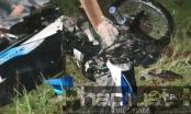 Bình Dương: Tông trụ chống cây xanh, nam thanh niên tử vong