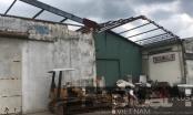 Bình Dương: Tường nhà xưởng đổ sập, 2 người tử vong