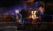 Bình Dương: Hỏa hoạn tại Công ty TNHH Mosse Liên Mỹ