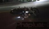 Bình Dương: Hai xe máy va chạm trong đêm, 2 người thương vong