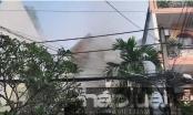 TP HCM: Cháy nhà nhiều tài sản bị thiêu rụi