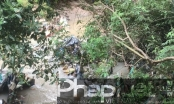 Bình Dương: Phát hiện thi thể người phụ nữ đang phân huỷ dưới suối