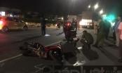 Bình Dương: Ngã ra đường sau va chạm, nam thanh niên bị xe tải tông tử vong