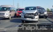 TPHCM: Tai nạn liên hoàn trên Bình Điền, giao thông ùn ứ nghiêm trọng