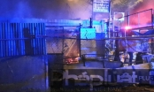 Bình Dương: Bà hỏa thiêu rụi 3 ki ốt trong đêm