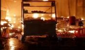 Bình Dương: Quán cơm gà bốc cháy ngùn ngụt