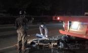 Bình Dương: Lại xảy ra vụ tông đuôi xe container dừng đỗ khiến 1 người tử vong
