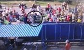 Bình Dương: Nữ công nhân trình báo bị trộm rạch túi lấy đi 5 cây vàng