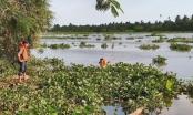 Nỗ lực tìm kiếm một học sinh lớp 8 mất tích khi tắm cùng nhóm bạn trên sông Sài Gòn