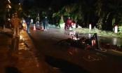 Tai nạn giao thông giữa hai xe máy, một người thiệt mạng, một người bỏ trốn khỏi hiện trường