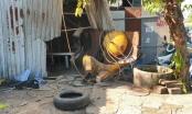 Bình Dương: Nổ bình khí nén hơi, một người tử vong