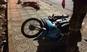 Bình Dương: Lao vào gốc cây trên đường, nam thanh niên tử vong tại chỗ